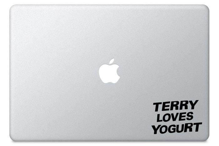Terry Loves Yogurt (Brooklyn 99)
